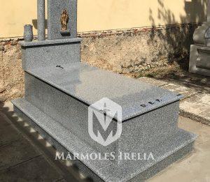 letra para lápida funeraria